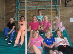 Gym/turngroep GV Rijsenhout